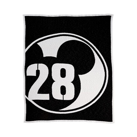 28 Varsity Knit Throw, Mickey's Ears ,  , large