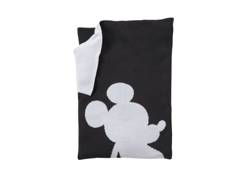 Mickey Mouse Mr. Mouse Stroller Blanket, Mickey's Ears ,  , large_gray