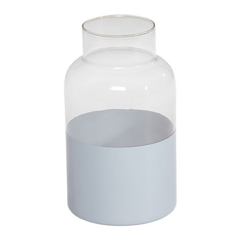 Oxford Painted Glass Jar Product Tile Image 432406MST