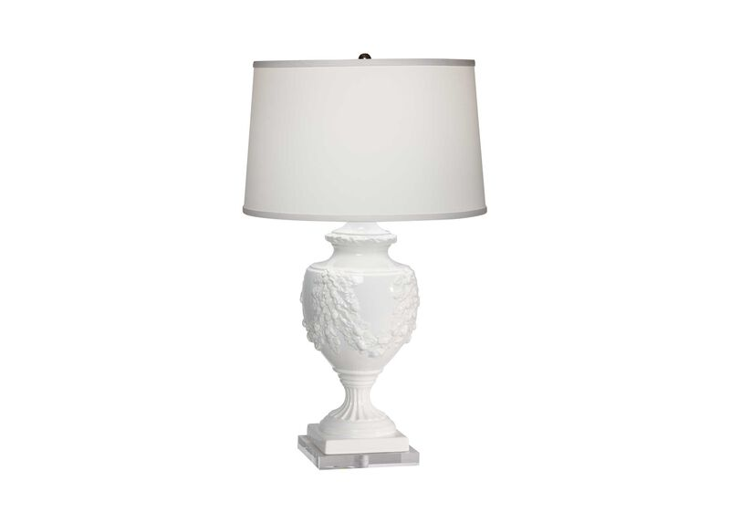 Margeaux Blanco Table Lamp