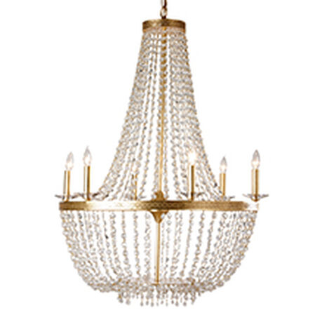 New Regent Gold Chandelier ,  , large