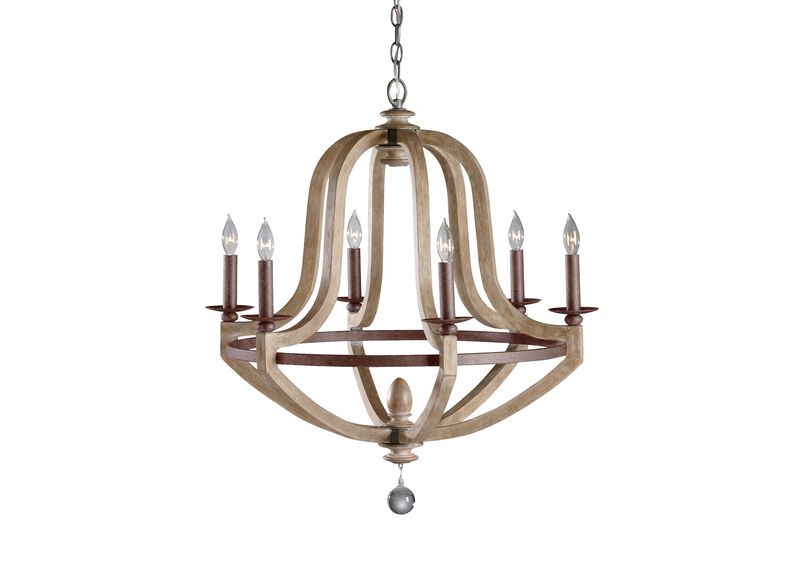 Geneva Chandelier ,  , large_gray