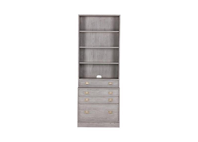 Callum Single File Bookcase