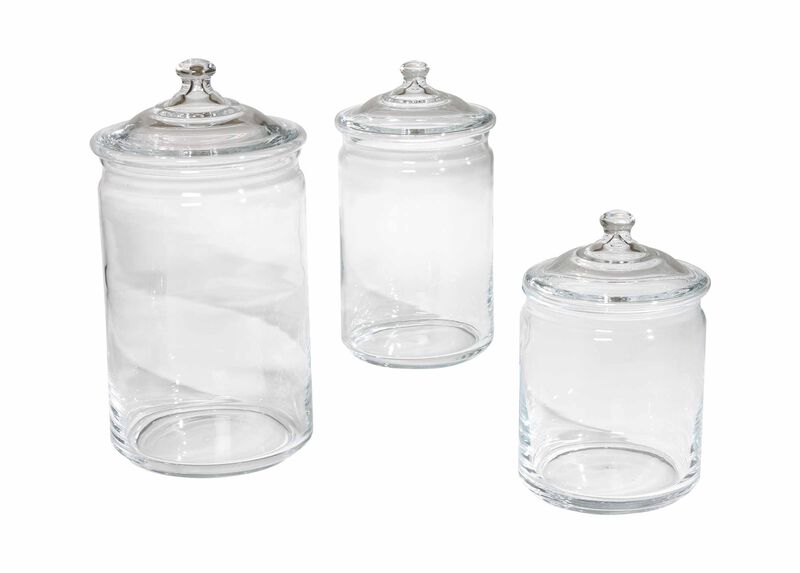 Apollo Apothecary Jar