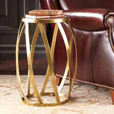 Brass Twist Table ,  , hover_image