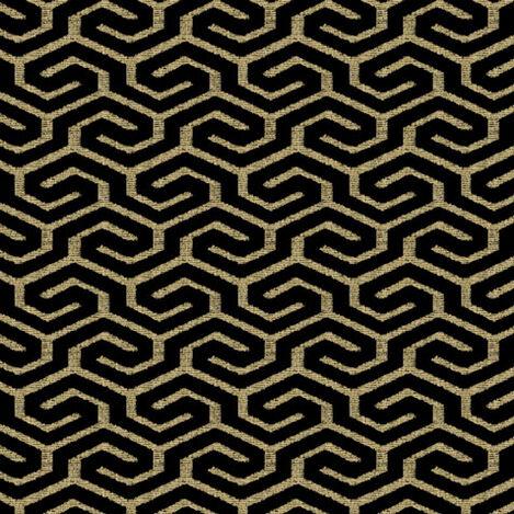 Declan Black Fabric ,  , large