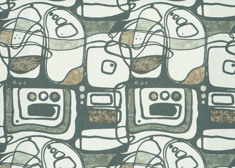 Zania Granite Fabric