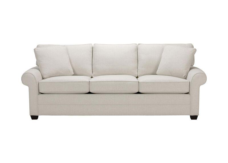Bennett Roll-Arm Sofa, Quick Ship