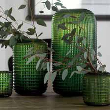 Lucira Emerald Vases ,  , hover_image