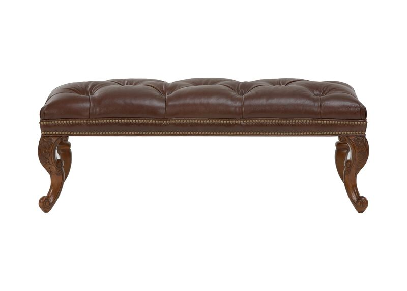 Landon Leather Benches ,  , large_gray