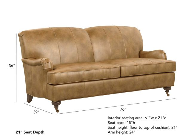 Super Oxford Small Leather Sofa Ethan Allen Spiritservingveterans Wood Chair Design Ideas Spiritservingveteransorg