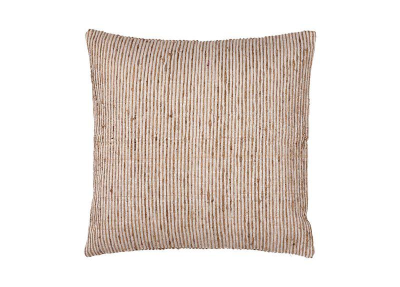 Bronze Metallic Pillow