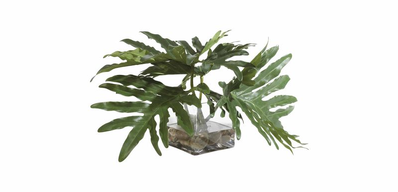 Tropical Leaf Watergarden