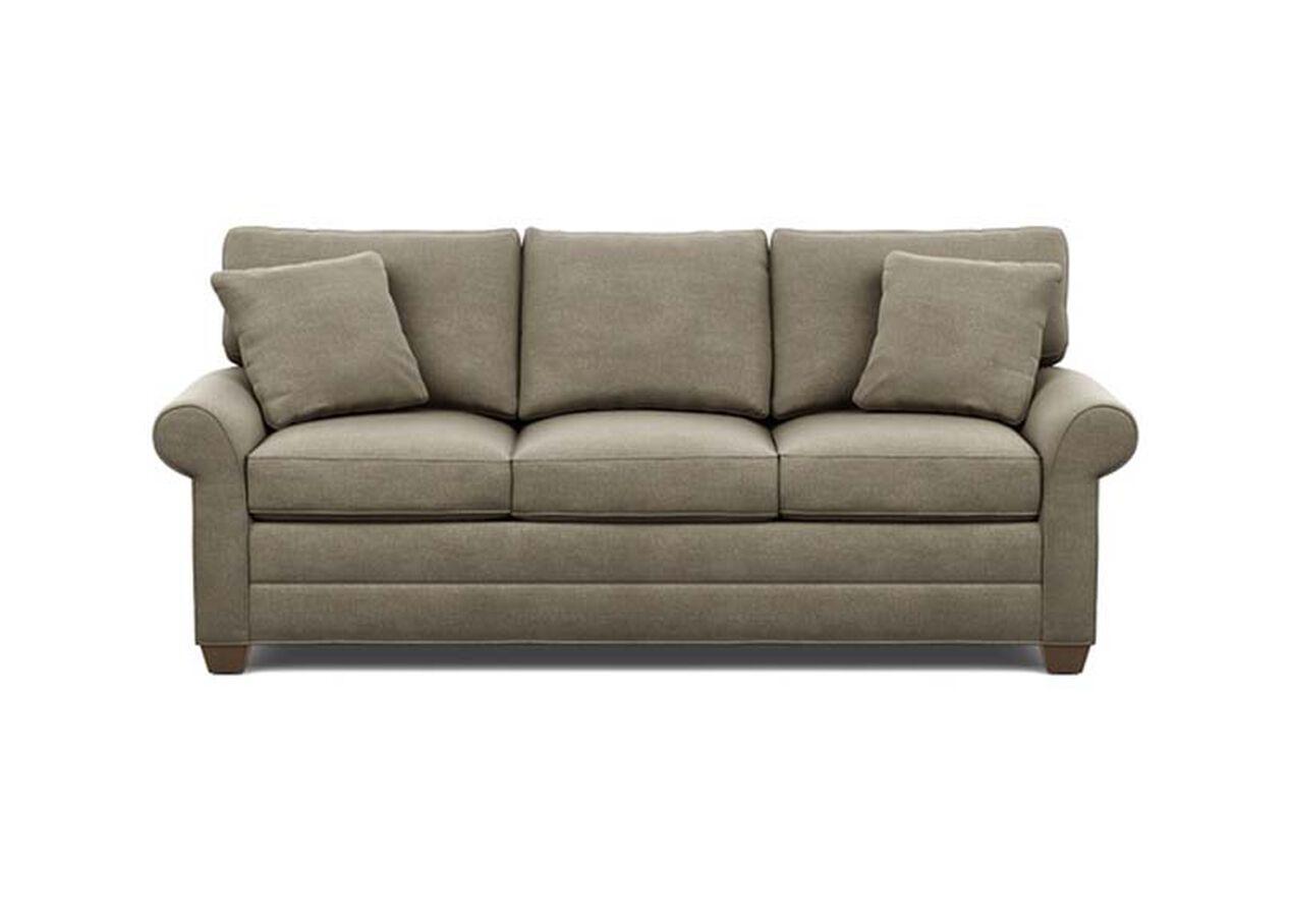 Bennett roll arm sofa quick ship sofas loveseats for Ethan allen bennett sectional sofa