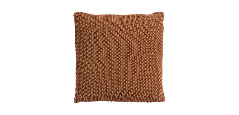 Moss Stitch Pillow