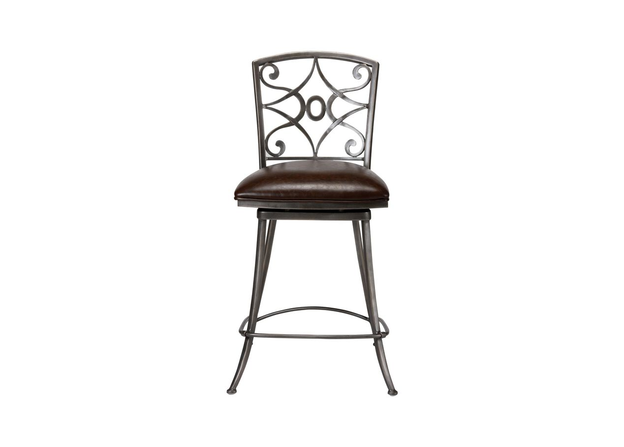 Baylor Swivel Counter Stool Bar Amp Counter Stools Ethan