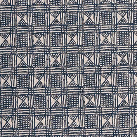 Barker Navy Fabric ,  , large