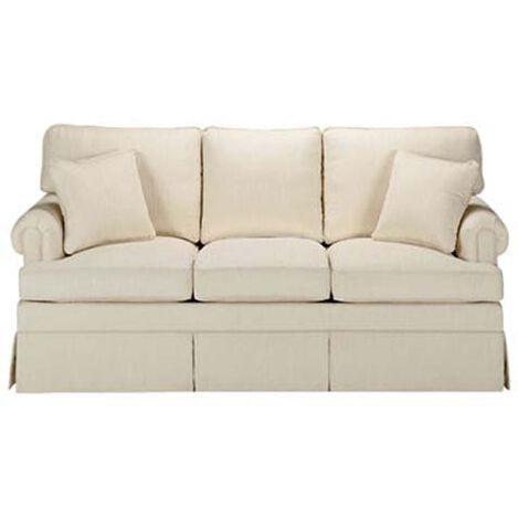 Paramount Panel-Arm T-Cushion Sofa ,  , large