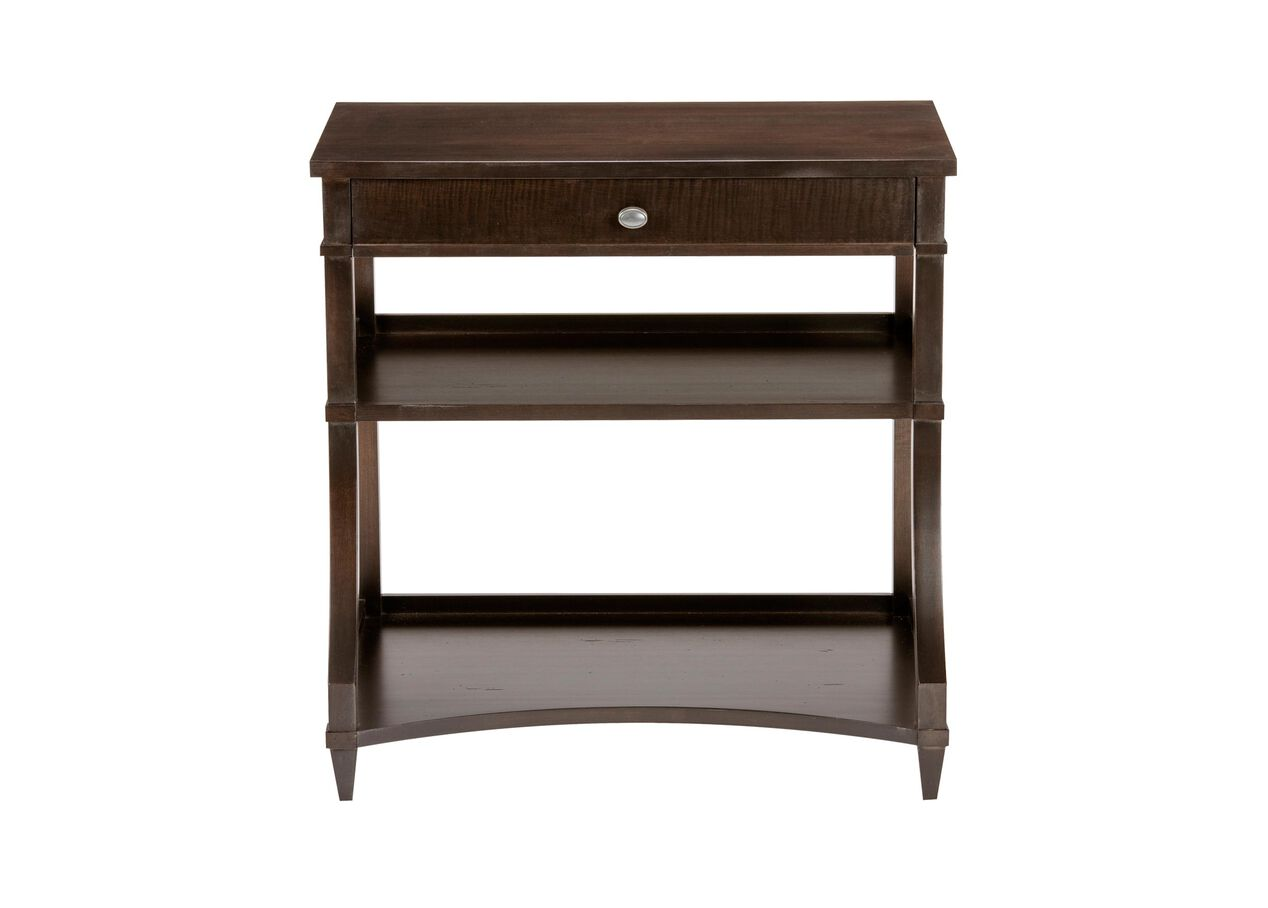 Beatrice side table night tables ethan allen for Furniture 365