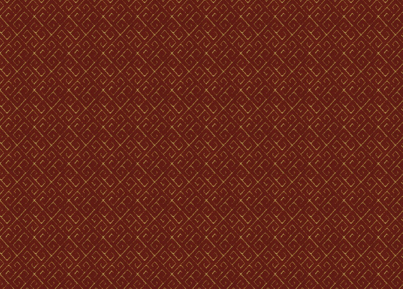 Hurley Red Fabric by the Yard