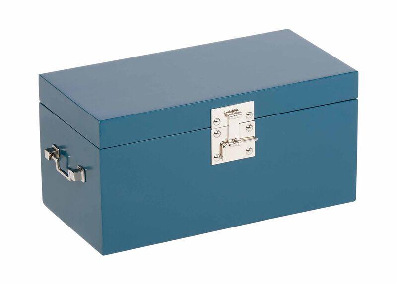 Turquoise Canton Large Box