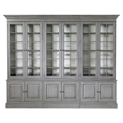 living room storage. Villa Triple Library Bookcase  large Shop Living Room Storage Accent Chests Bookcases Ethan Allen