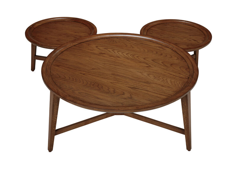 It All Started With A Mouse Table