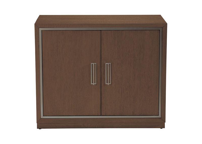 Faraday Two-Door Cabinet