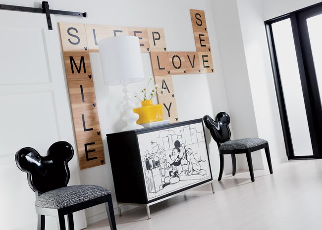 Mickey Everywhere Chair Mickey Mouse Chair Ethan Allen