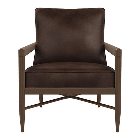 Elgin Leather Chair ,  , large