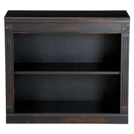 Crawford Low Bookcase ,  , large