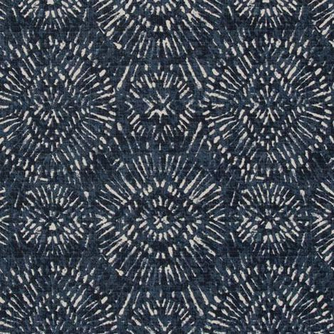 Ravello Navy Fabric By the Yard Product Tile Image P1488