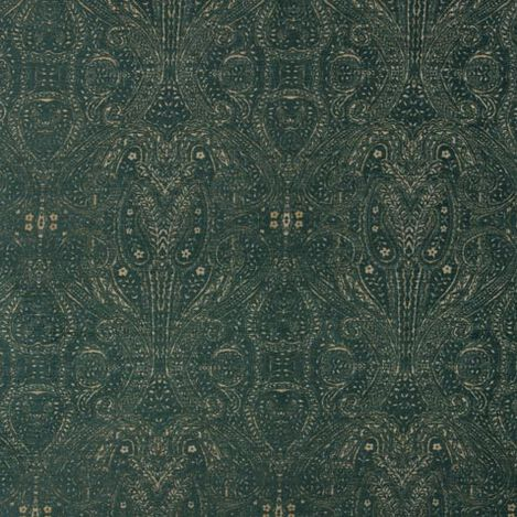 Regan Teal Fabric By the Yard Product Tile Image 13729