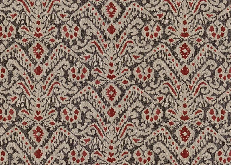 Mina Spice Fabric by the Yard