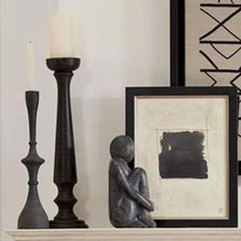 Demira Black Candlesticks ,  , hover_image