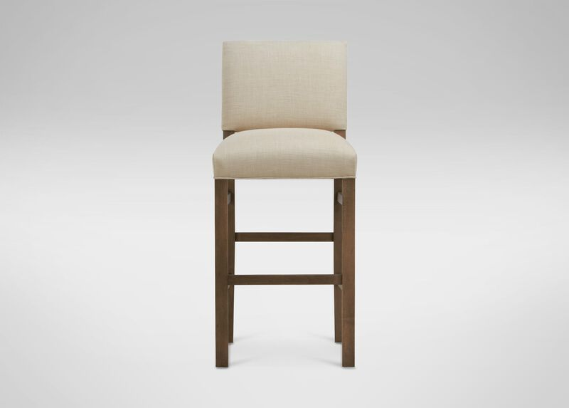 Hadley Barstool, Straight Top and Square Leg ,  , large_gray