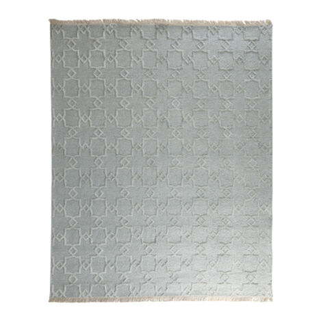 Lattice Soumak Rug, Seafoam Product Tile Image 041242