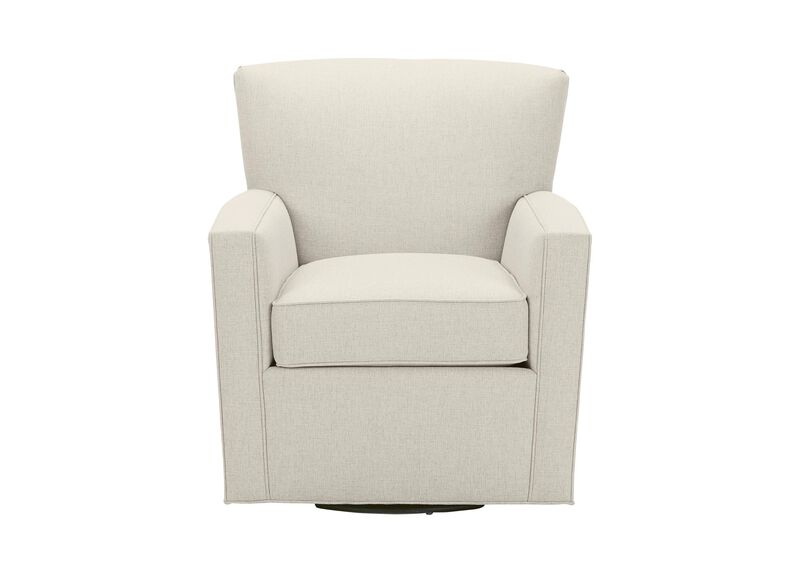 Turner Swivel Chair, Quick Ship , Hailey Ivory (Q1032), solid texture , large_gray