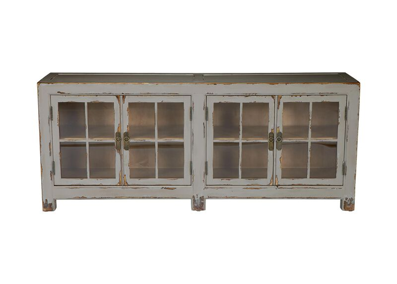 Ming Media Cabinet ,  , large_gray