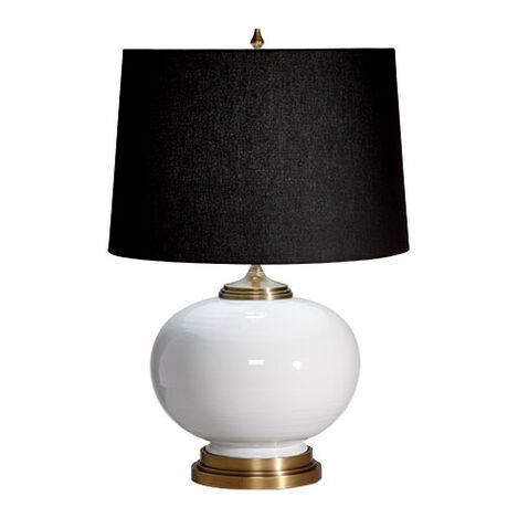 Shop table lamps lighting collections ethan allen ethan allen pink cerina table lamp null null aloadofball Images