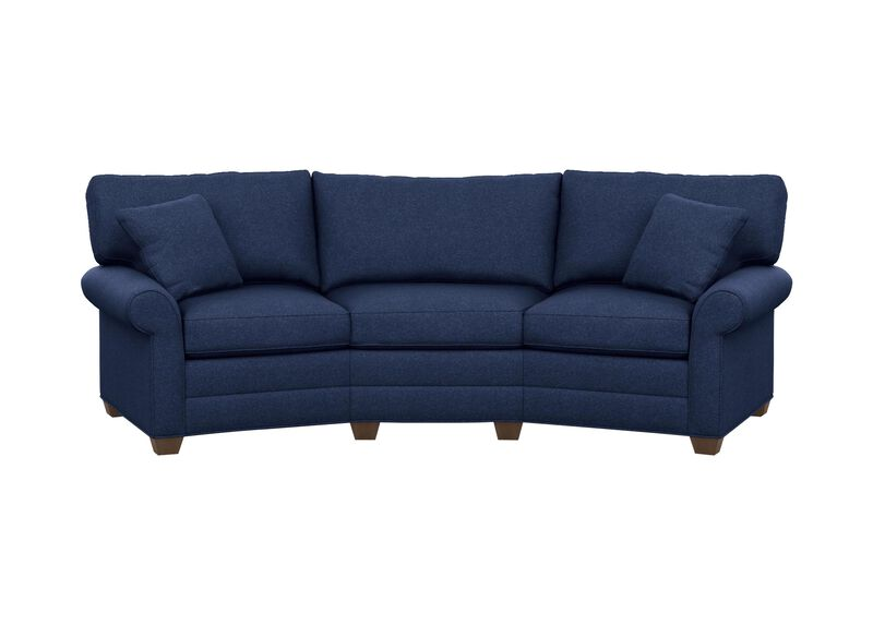 Bennett Conversation Sofa ,  , large_gray
