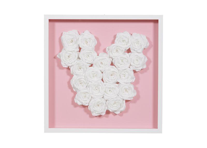 Garden of Roses Paper Art ,  , large_gray