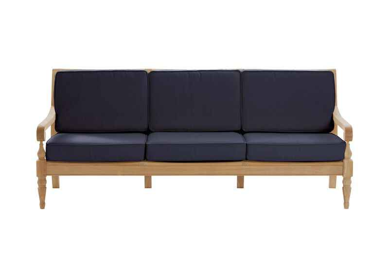 Millbrook Sofa , Kean Navy (P8488) , large_gray