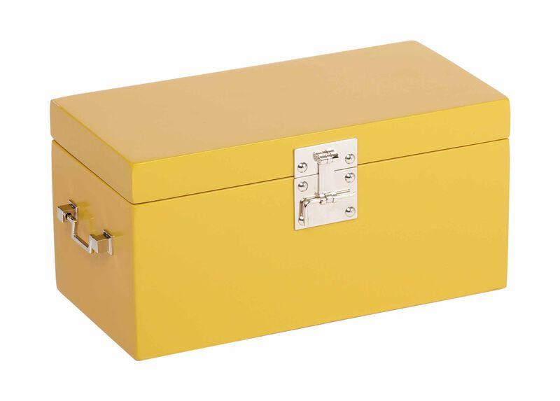 Honey Small Canton Box