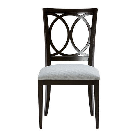 Elegant Cyra Side Chair , , Large