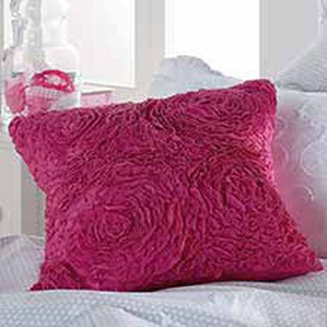 Really Ruffle Pillow, Minnie Pink ,  , hover_image