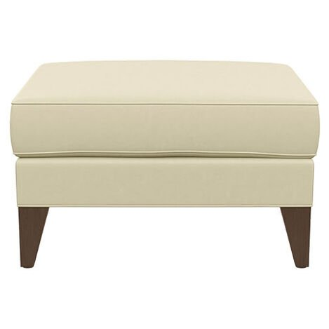 Emerson Leather Ottoman Product Tile Image 727530