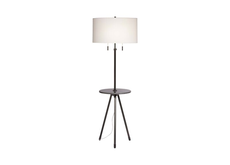 Durran Tray Table Floor Lamp