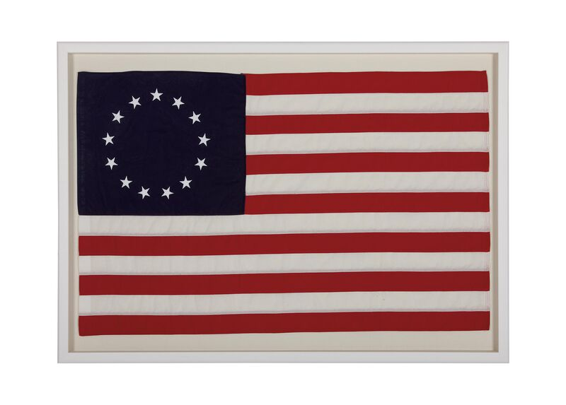 Betsy Ross Flag ,  , large_gray