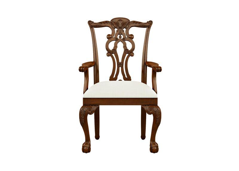 Chauncey Arm Chair, Saratoga